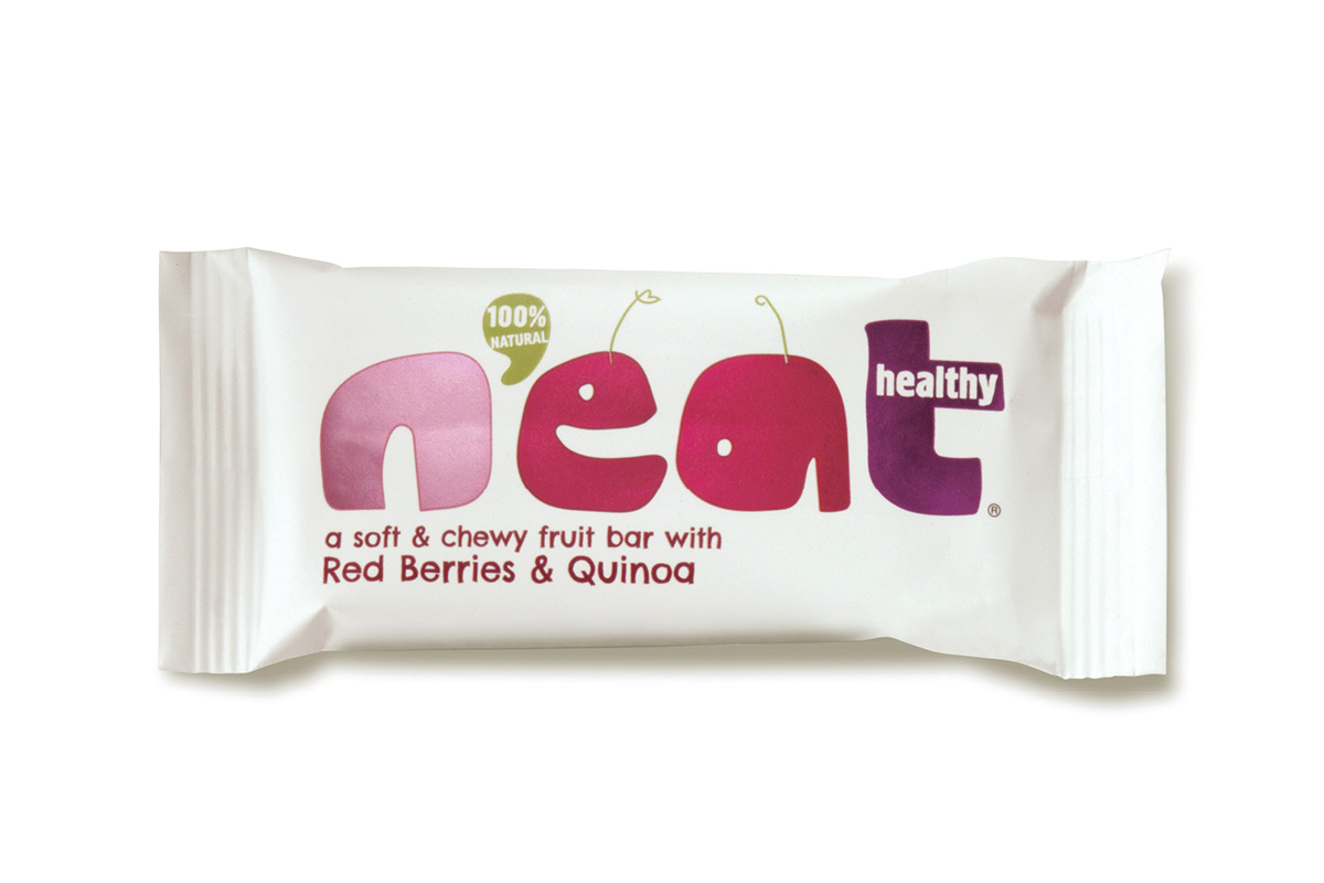 Red Berries & Quinoa Fruit Bar