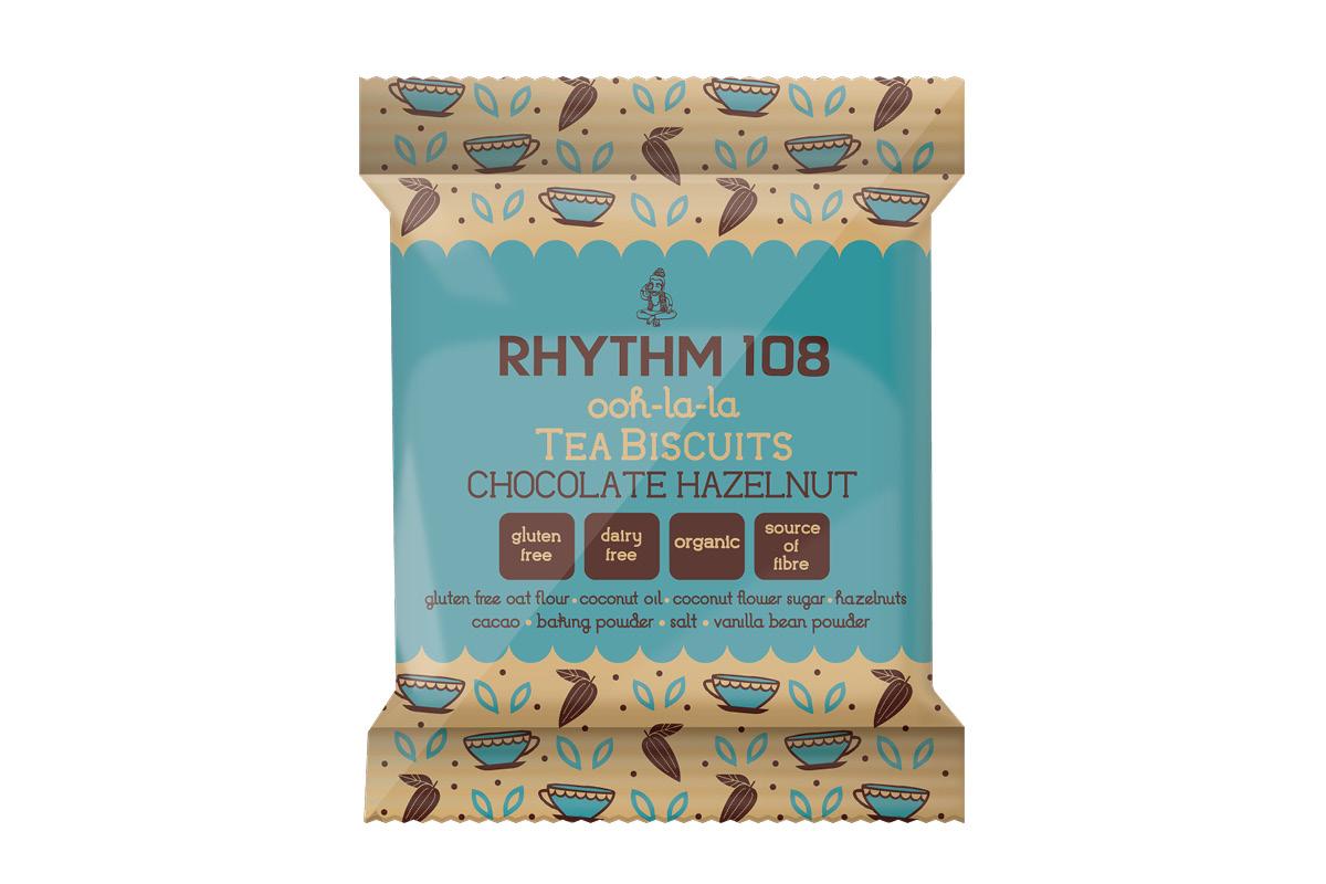 108 Biscuit - Choco Hazelnut
