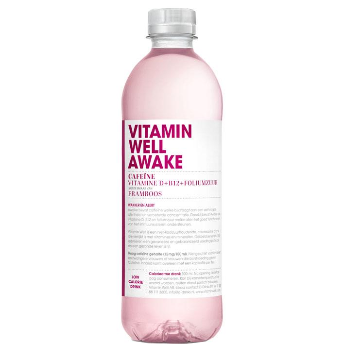 Awake (Raspberry)