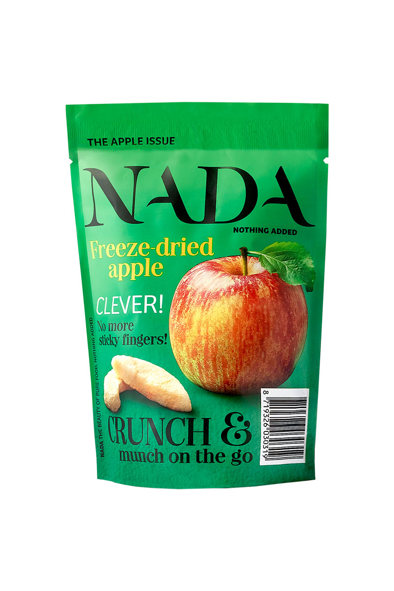 NADA Freeze-Dried Apple