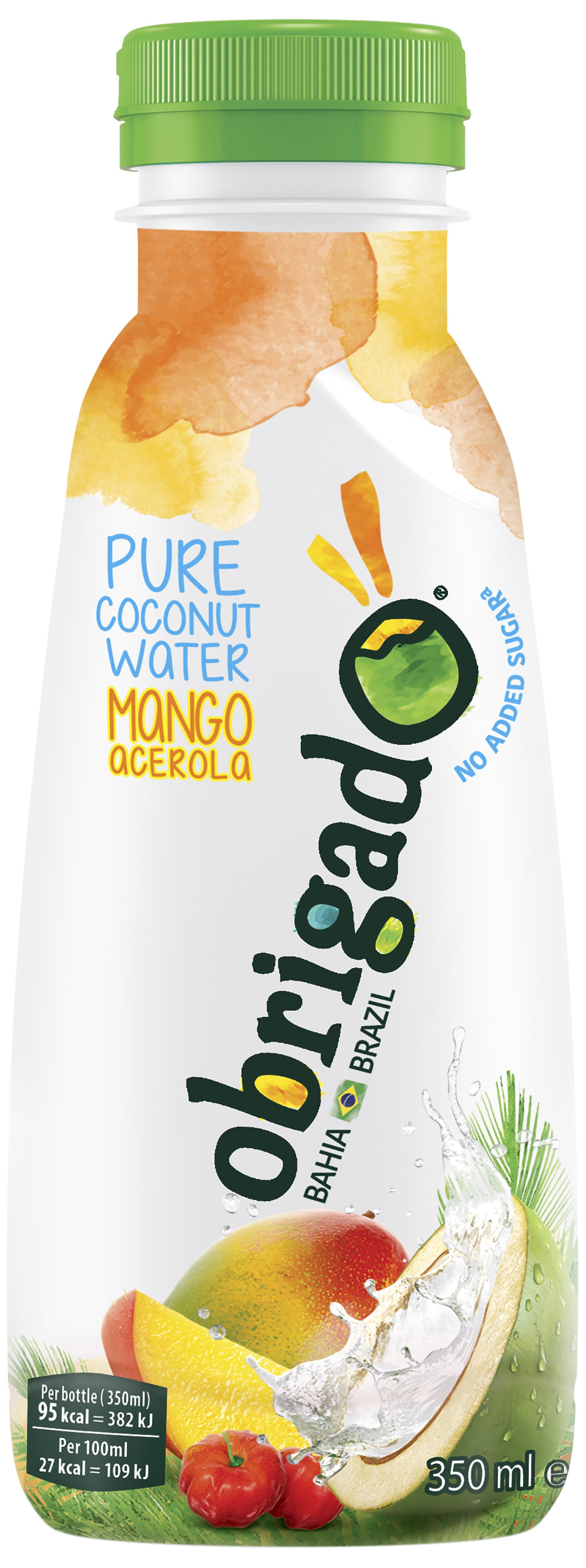 Coconut Water Mango Acerola
