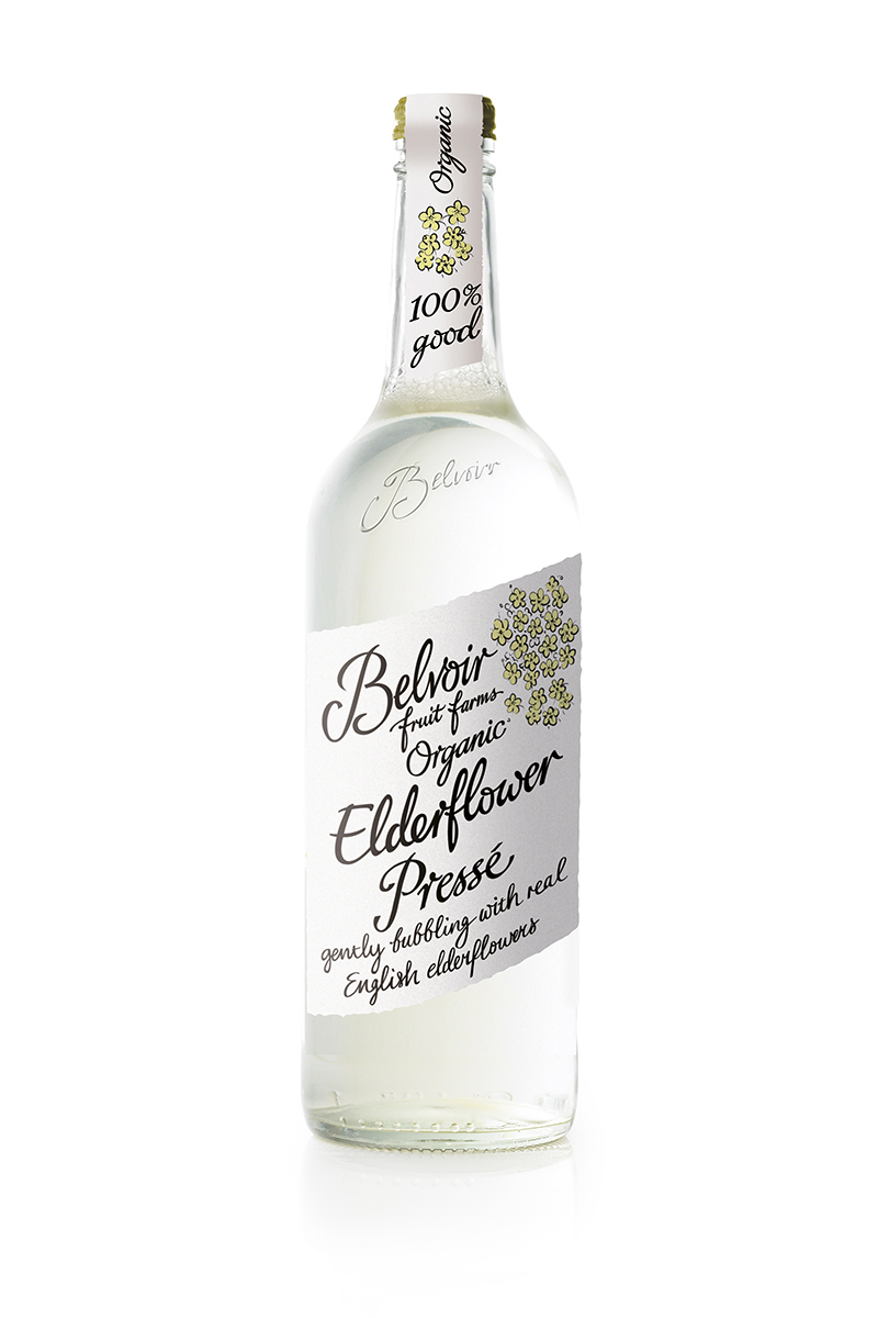 Elderflower Pressé BIO
