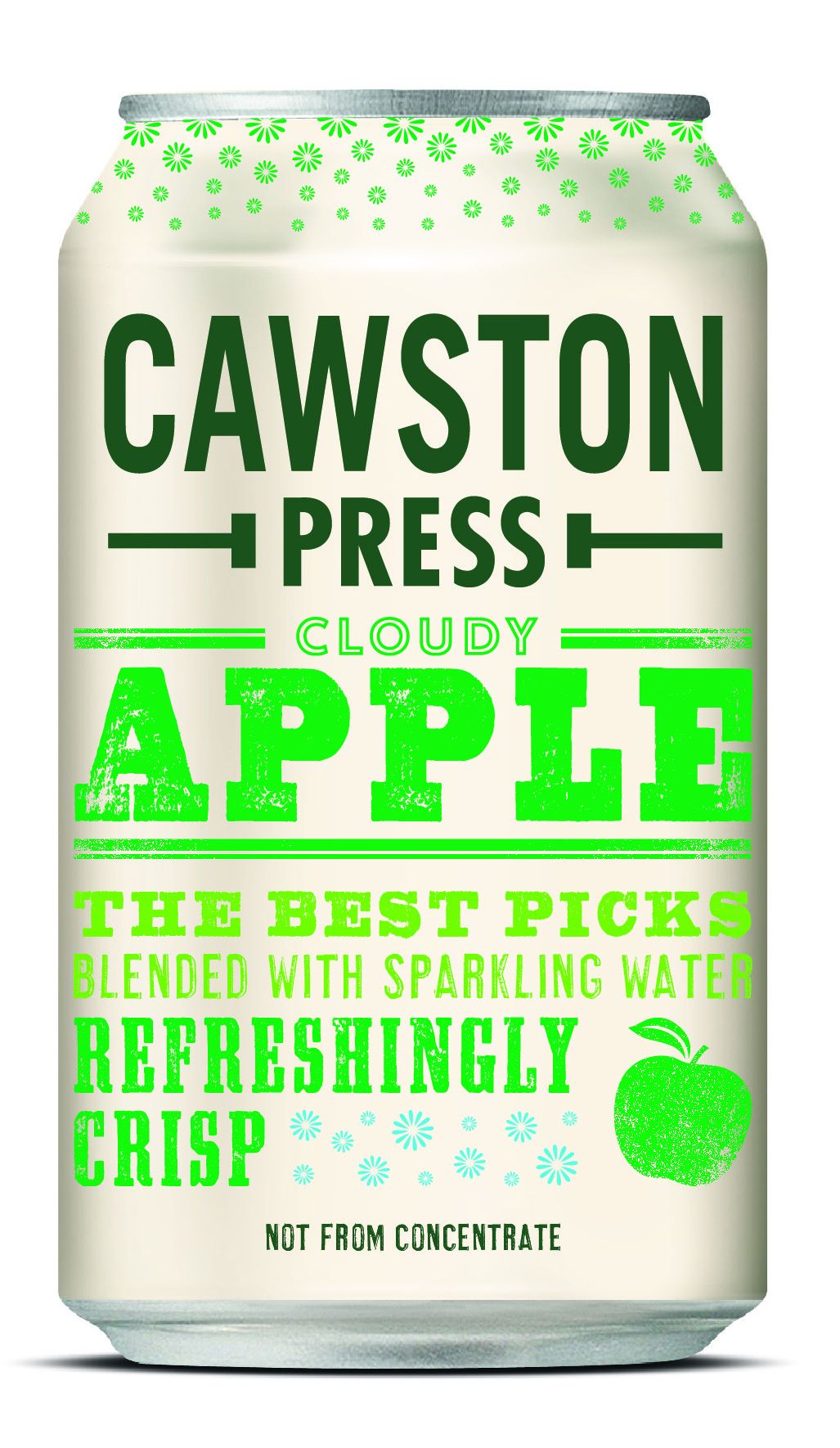 Sparkling Cloudy Apple  Multipack 6x4