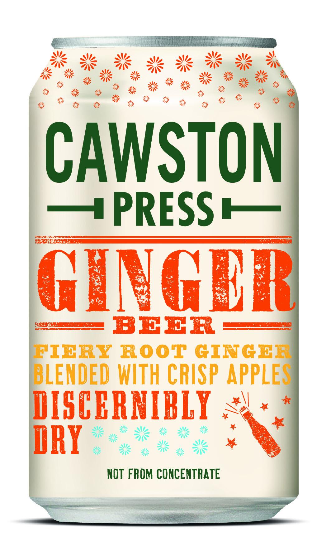 Sparkling Ginger Multipack 6x4