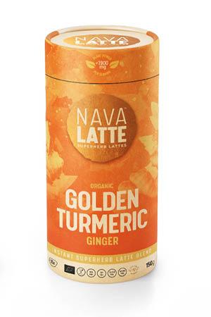 Golden Turmeric Ginger