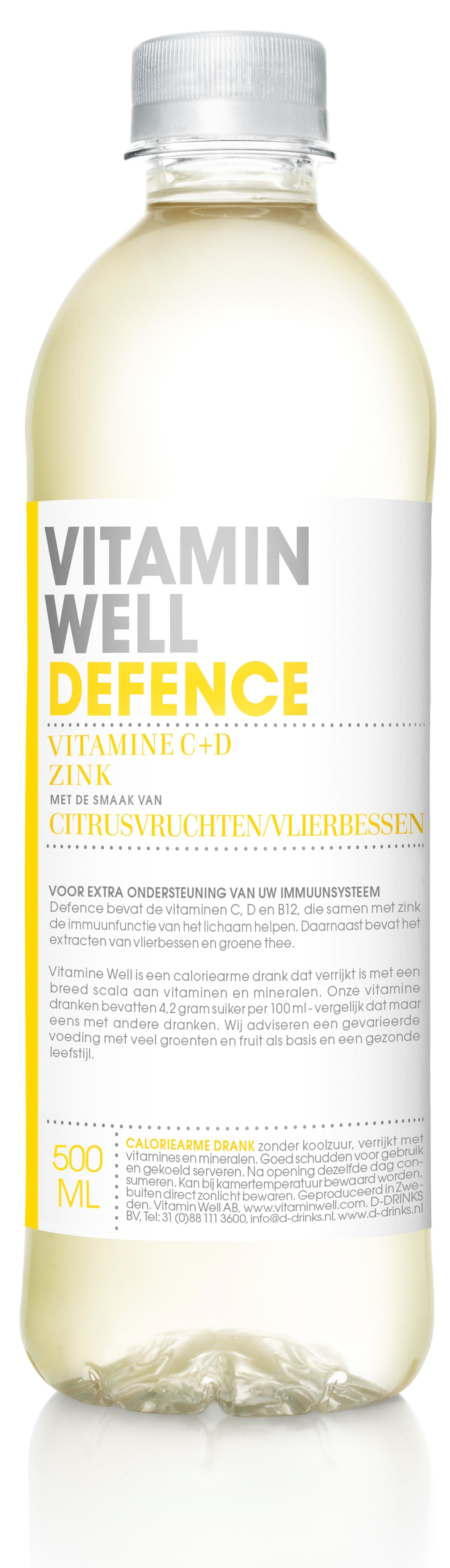 Defence (Citrus/Elderflower) *not vegan