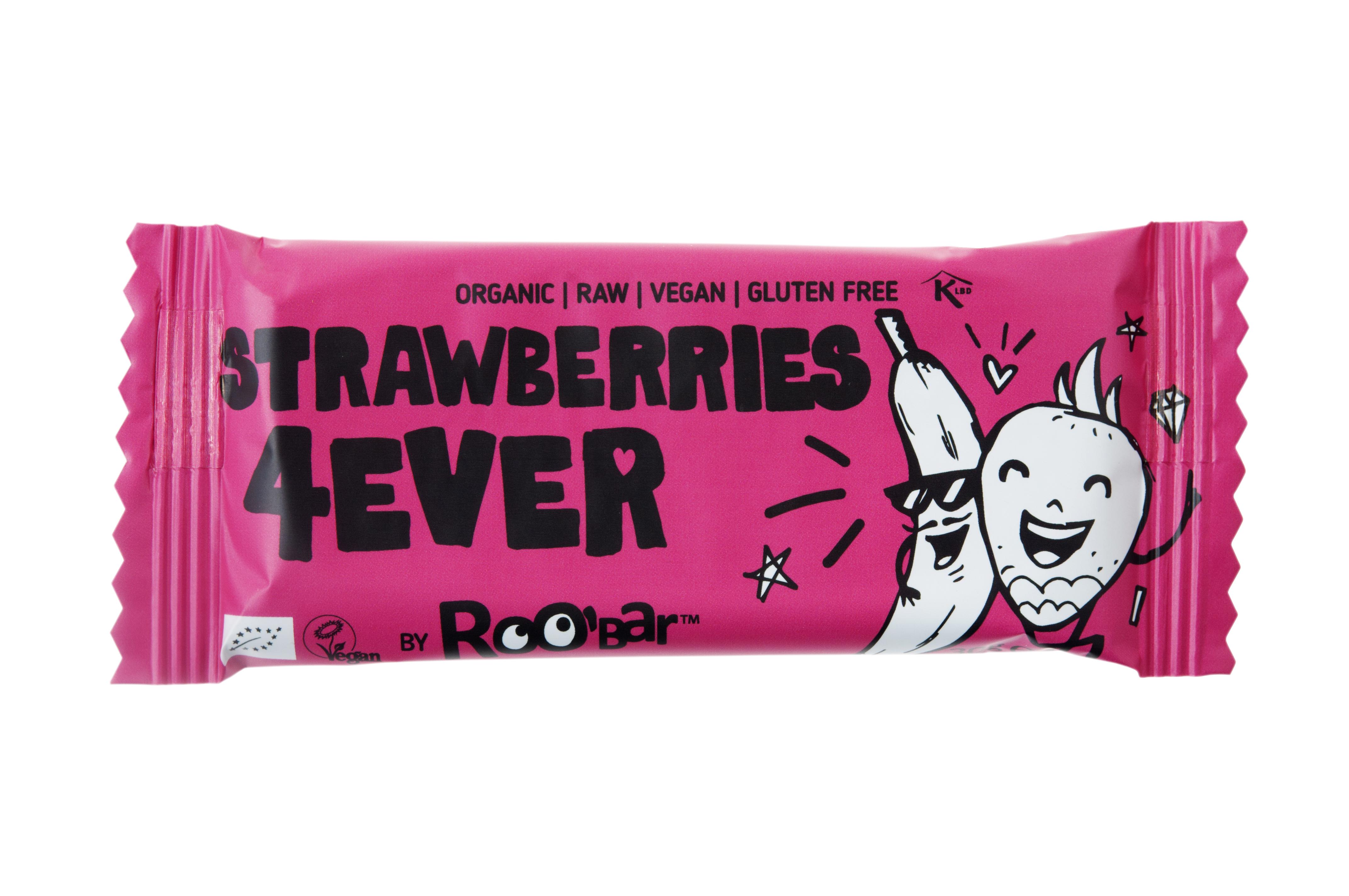 Cute Strawberry 4 Ever BIO
