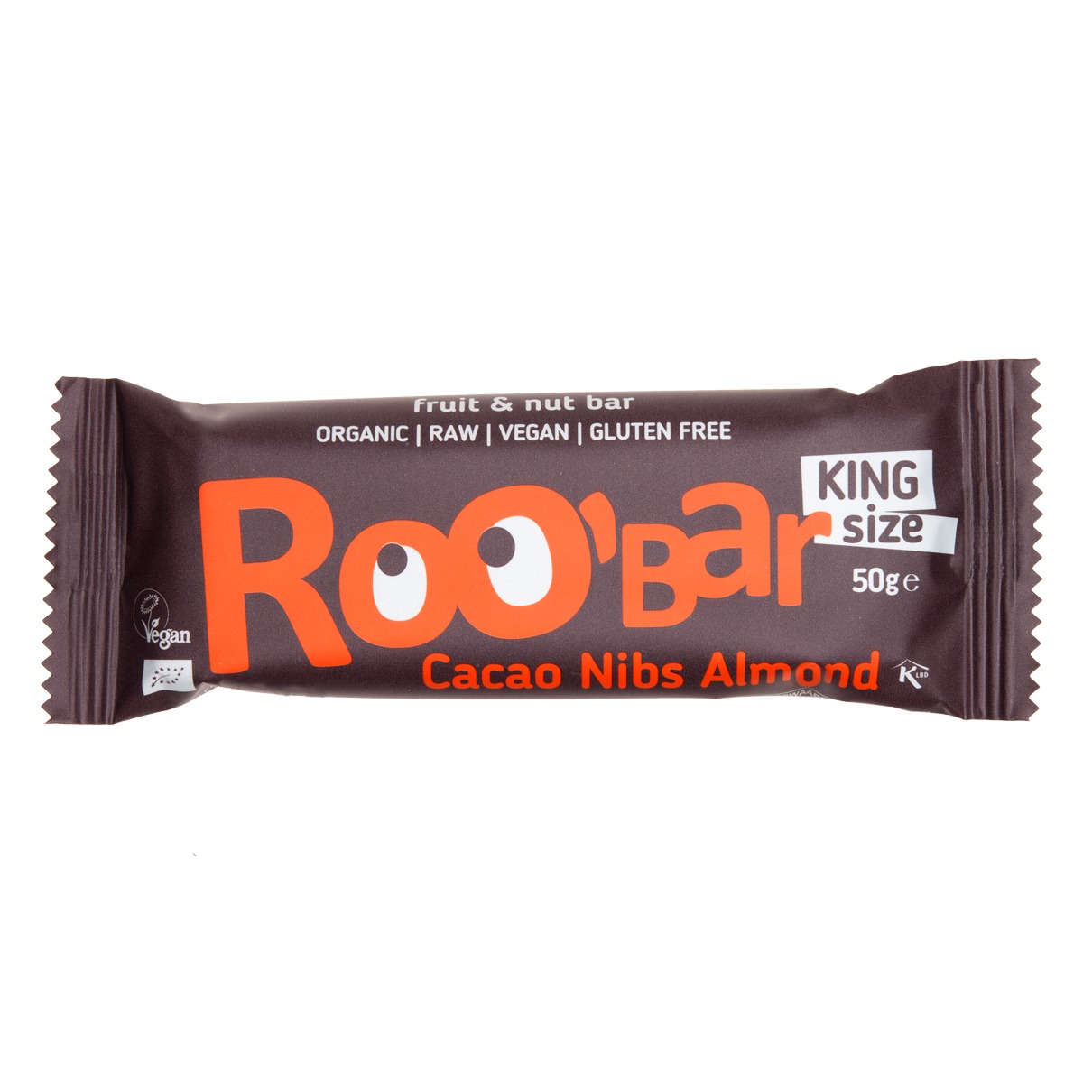 Cacao Nibs & Almonds BIO