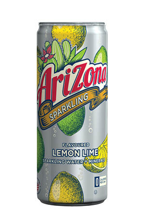 Sparkling Lemon Lime