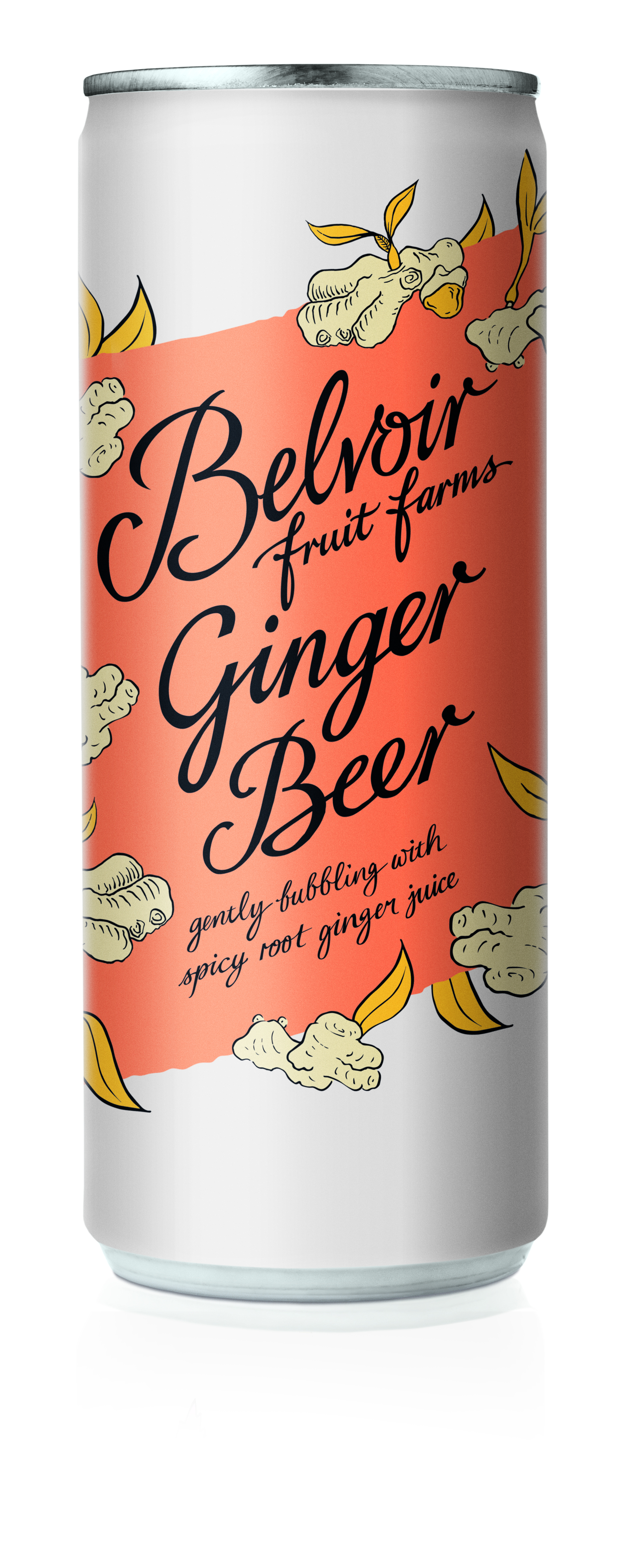 Ginger Beer Pressé