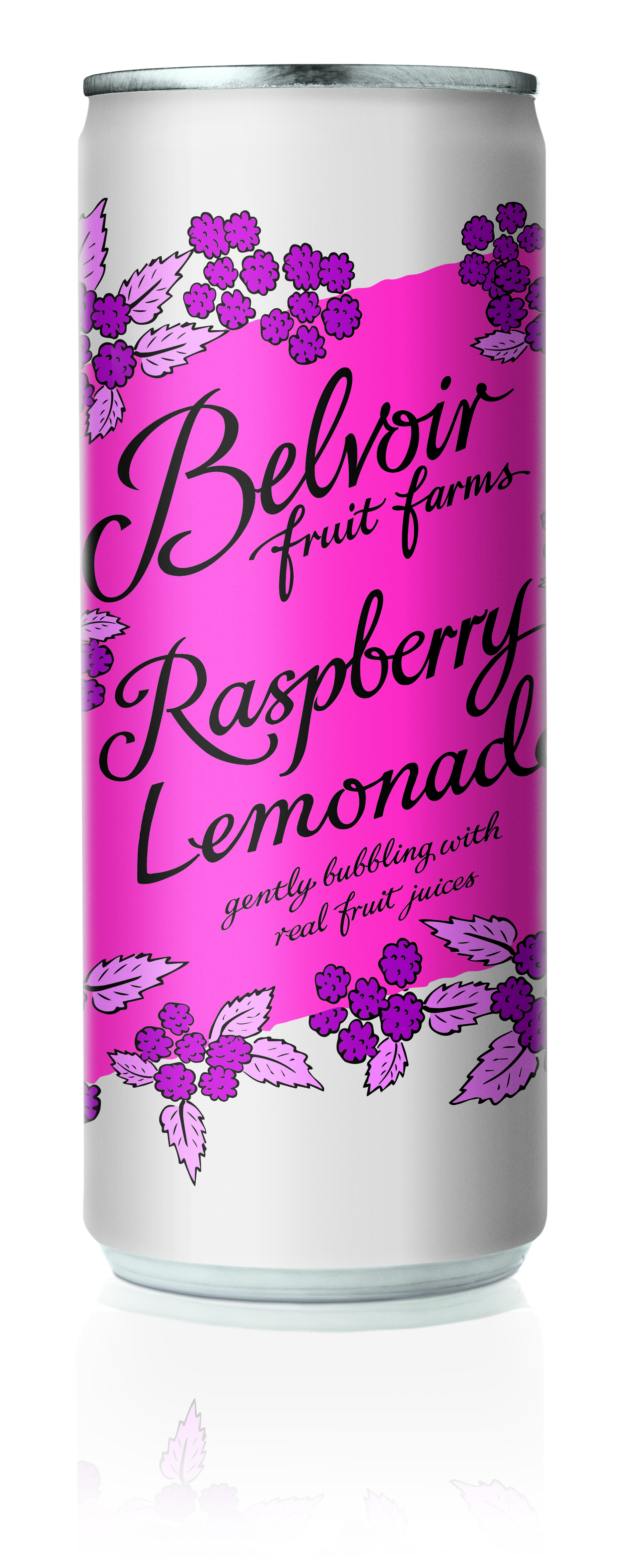 Raspberry Lemonade Pressé