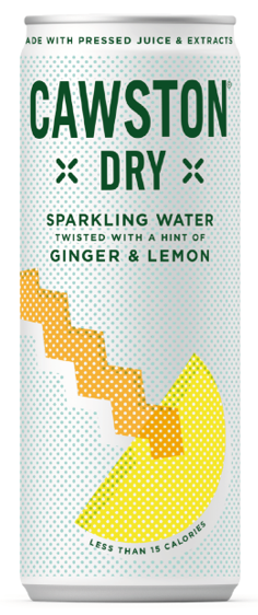 Cawston Dry Ginger Lemon