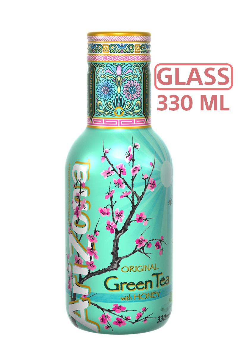 Green Tea Ginseng & Honey