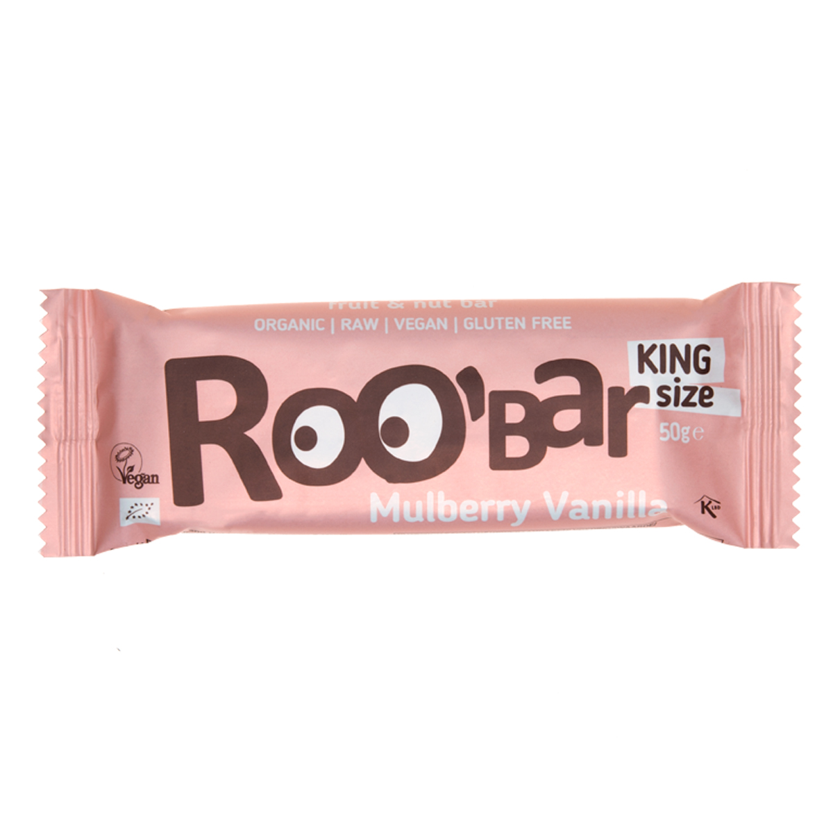 RooBar Mulberry & Vanilla BIO