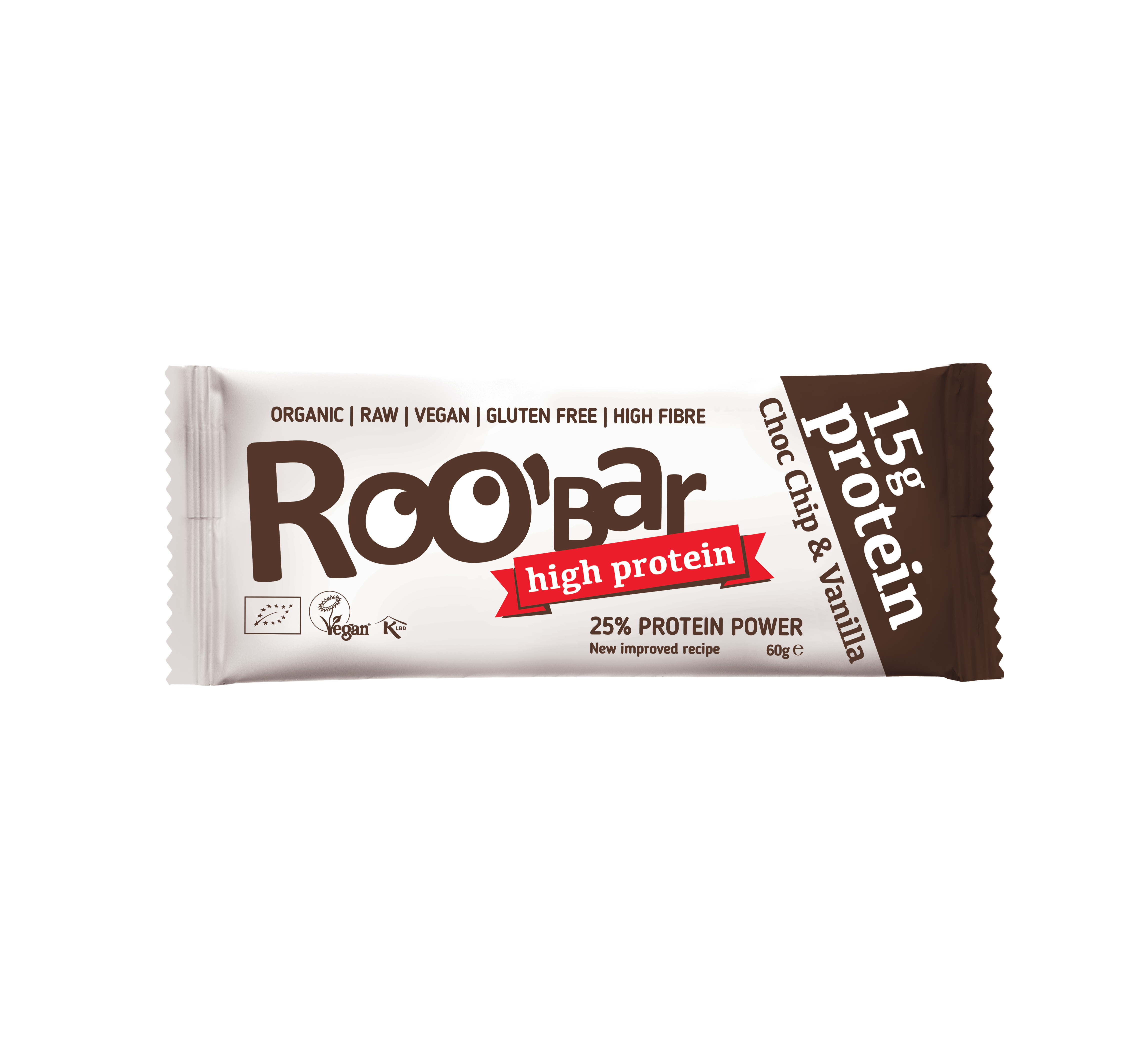 RooBar Protein Choco Chip BIO