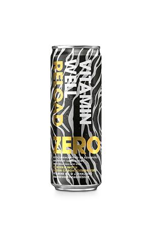 Zero - Reload Sparkling (Lemon/Lime)