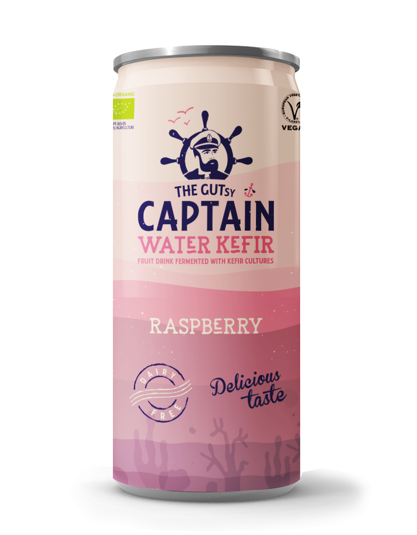 Water Kefir Raspberry BIO