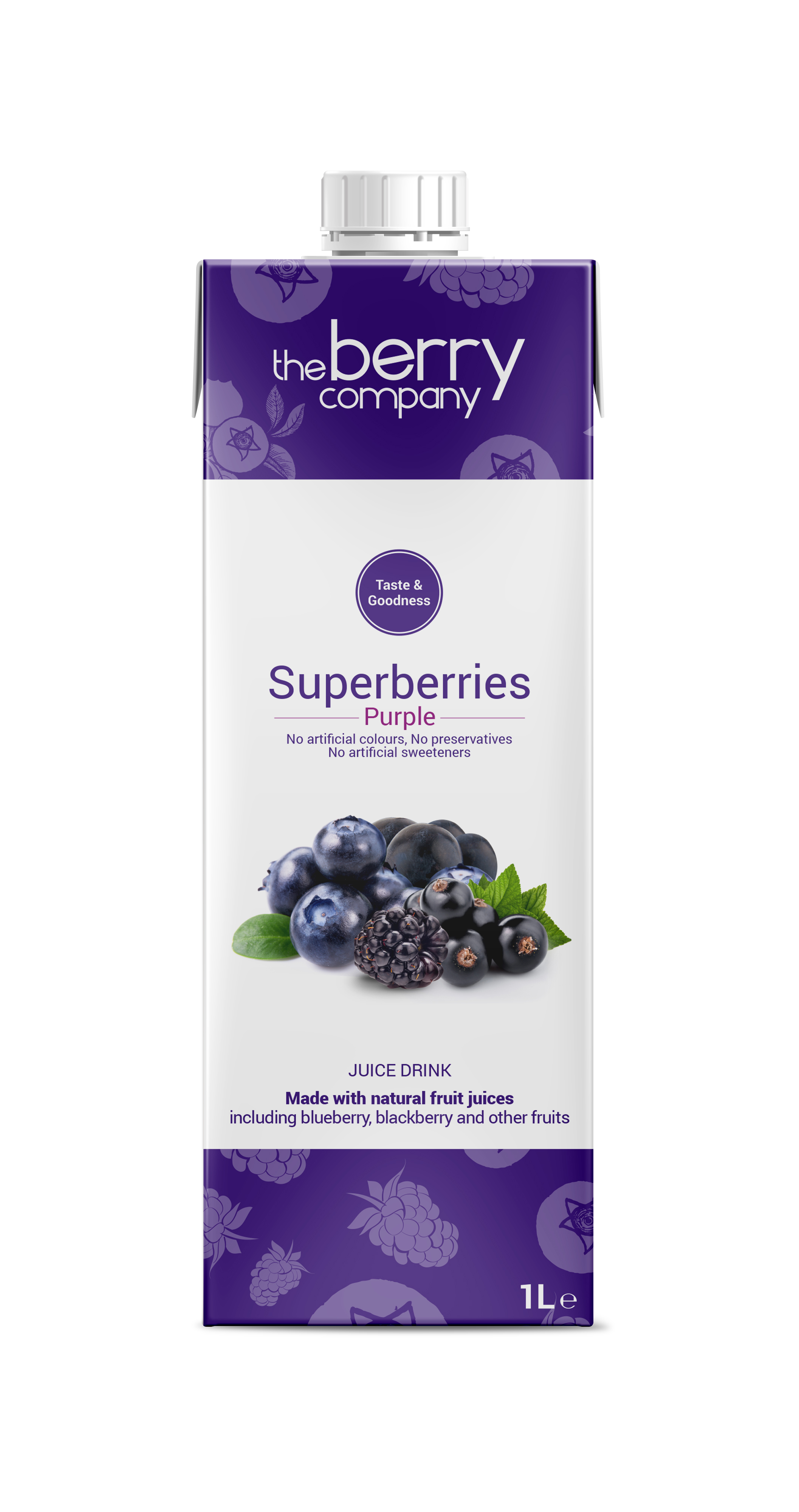SuperBerry Purple