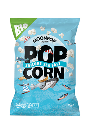 Popcorn - Sailors Sea Salt