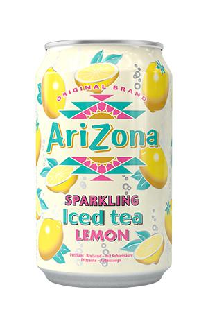 Arizona - Sparkling Lemon Iced Tea